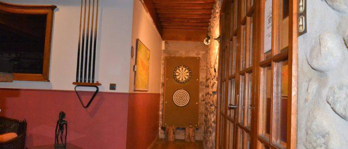 espace flechettes les forges d'enfalits chambres d'hotes tarascon sur ariege pyrenees occitanie