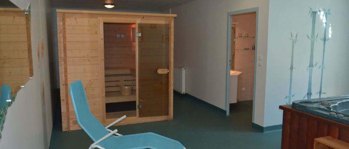 Véritable Sauna Finlandais-Chambre d hôte les Forges d Enfalits Tarascon sur Ariege Pyrenees Occitanie